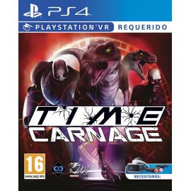 Time Carnage VR PS4 (SP)