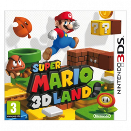 Super Mario 3D Land 3DS (SP)