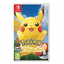 Pokemon Let's Go Pikachu! Switch (SP)