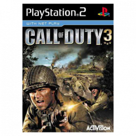 Call of Duty 3 PS2 (SP)
