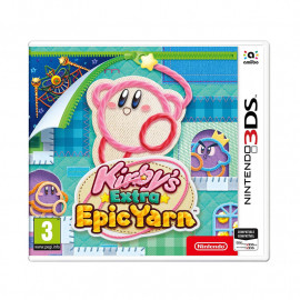 Kirby Extra Epic Yarn 3DS (SP)