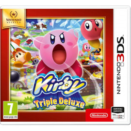 Kirby Triple Deluxe Nintendo Selects 3DS (SP)