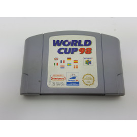 Fifa Copa del Mundo Francia 98 N64