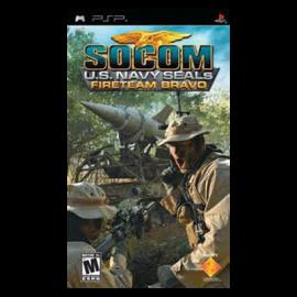 Socom U.S Navy SEALs Fireteam Bravo PSP (SP)