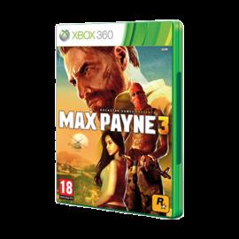 Max Payne 3 Xbox360 (SP)