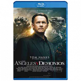 Angeles y Demonios BluRay (SP)