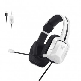 Auriculares Tritton Kunai Pro Blanco 7.1 USB PC