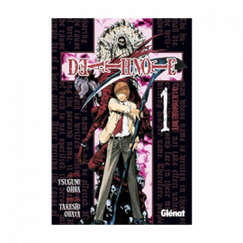 Manga Death Note Glenat 01