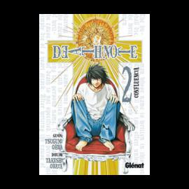 Manga Death Note Glenat 02