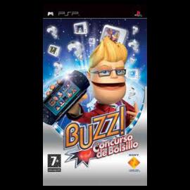Buzz Concurso de bolsillo PSP (SP)
