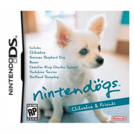 Nintendogs Chihuahua & Friends DS (SP)