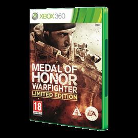 Medal Of Honor Warfighter Ed.Limitada XBox360 (SP)