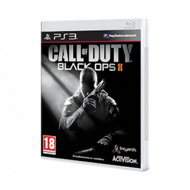 Call of Duty Black OPS 2 PS3 (SP)