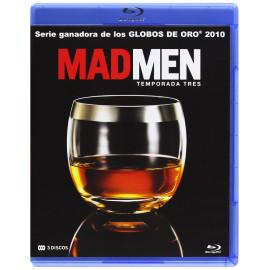 Mad Men Temporada 3 BluRay (SP)
