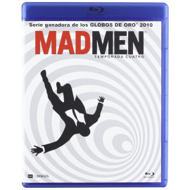 Mad Men Temporada 4  BluRay (SP)