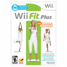 Wii Fit Plus Wii (UK)