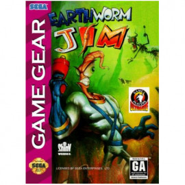 EarthWorm Jim GG