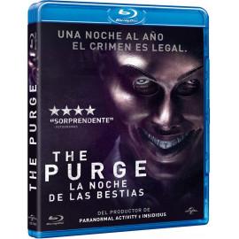 The Purge La Noche de las Bestias BluRay (SP)