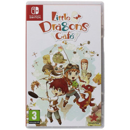 Little Dragons Cafe Switch (SP)