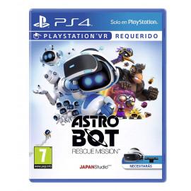 AstroBot: Rescue Mission VR PS4 (SP)