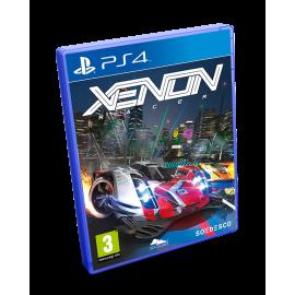 Xenon Racer PS4 (SP)