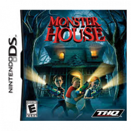 Monster house DS (SP)