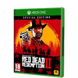 Red Dead Redemption 2 (2 Discos) Special Edition Xbox One (SP)