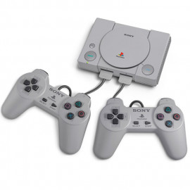 Consola PlayStation Classic + 2 Mandos