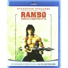 Rambo Acorralado II BluRay (SP)
