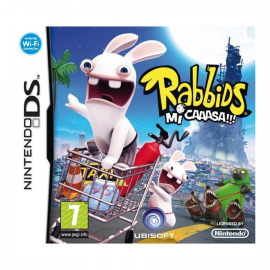 Rabbids: Mi Caaasa!!!!! DS (SP)