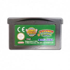 Columns Crown + Sonic Pinball GBA