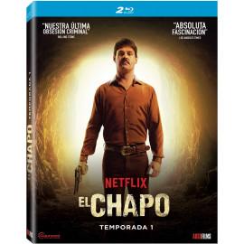 El Chapo Temporada 1 BluRay (SP)