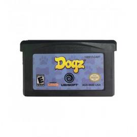 Dogz NTSC USA GBA