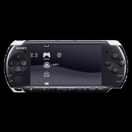 PSP 3000 Negra