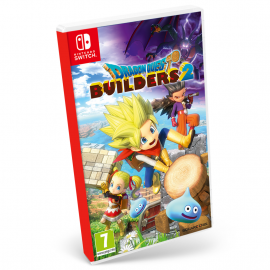 Dragon Quest Builders 2 Switch (SP)