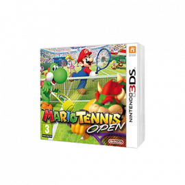 Mario tennis open 3DS (SP)