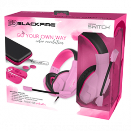 Pack Blackfire Must Have NSX-10 Pink Switch