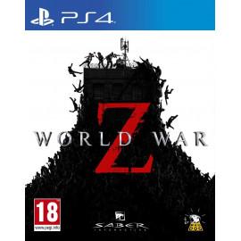 World War Z PS4 (SP)