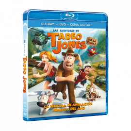 Tadeo Jones BluRay (SP)