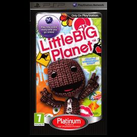 Little Big Planet Platinum PSP (SP)