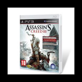 Assassin's Creed III Ed. Especial PS3 (SP)