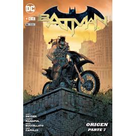 Comic Batman Origen Parte ECC 16
