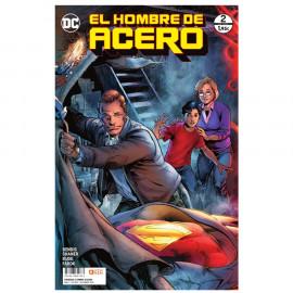 Comic El Hombre de Acero ECC 02