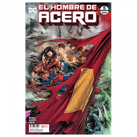 Comic El Hombre de Acero ECC 05