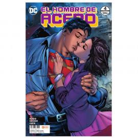 Comic El Hombre de Acero ECC 04