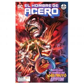 Comic El Hombre de Acero ECC 03