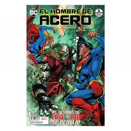 Comic El hombre de Acero ECC 06