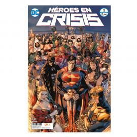 Comic Heroes en Crisis ECC 01