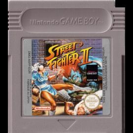 Street Fighter II GB