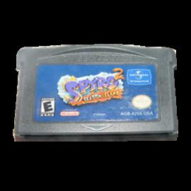 Spyro 2 Season of flame GBA